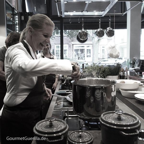 Cornelia Poletto kocht Pasta #gourmetguerilla #parmigianoreggiano #cucinapoletto