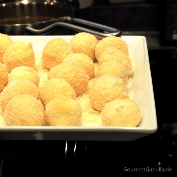 Cornelia Poletto Parmesanpralinen #gourmetguerilla #parmigianoreggiano #poletto