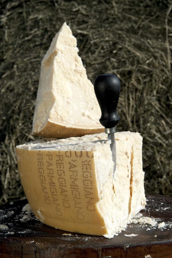Parmigiano Reggiano #gourmetguerilla #parmigianoreggiano #poletto