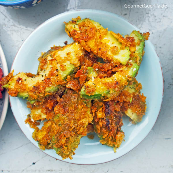 RezeptGewürze Avocado-Zahtar-Spalten Australien Barbecue #gourmetguerilla #grillen #gewürze #rezepte