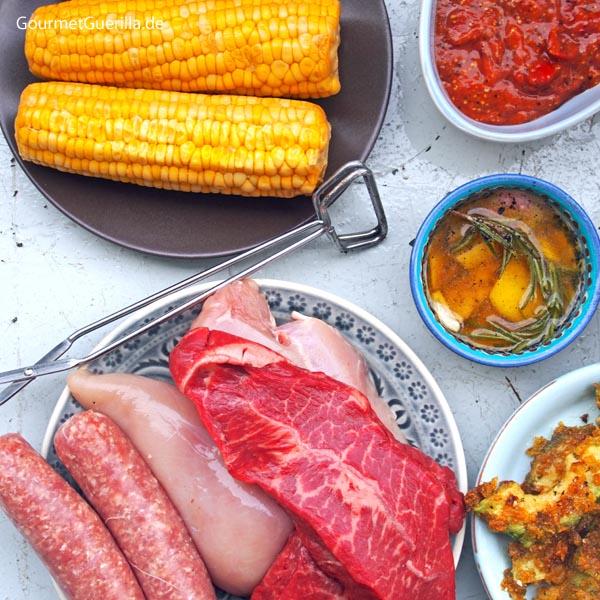 Rezept Gewürze Australien Barbecue #gourmetguerilla #grillen #gewürze #rezepte