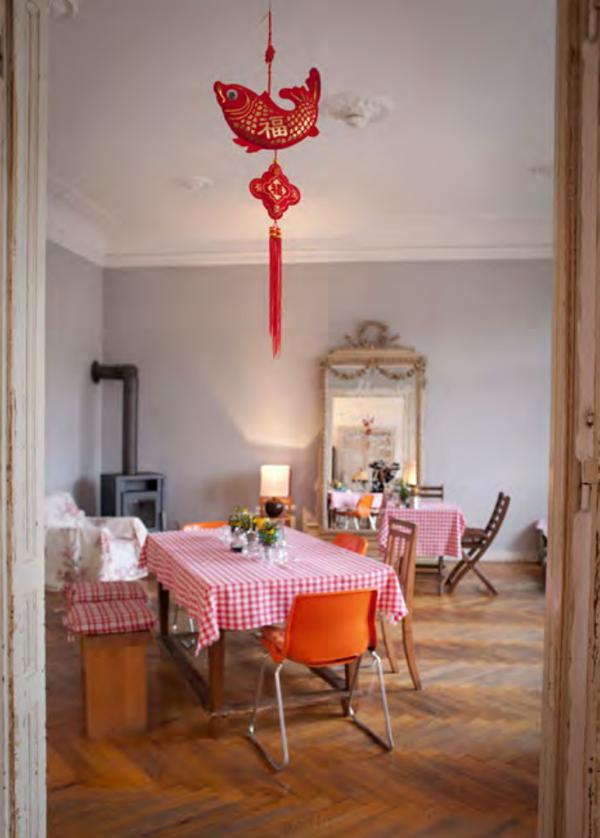 Eschi Fiege Mittagstisch Speiseraum #gourmetguerilla #leckerlesen #kochbuch