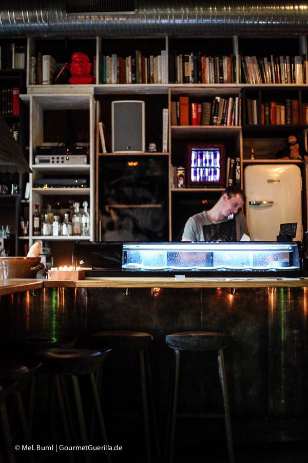 Restaurantbesuch bei Tim Mälzers Off Club –die Bar |GourmetGuerilla.de