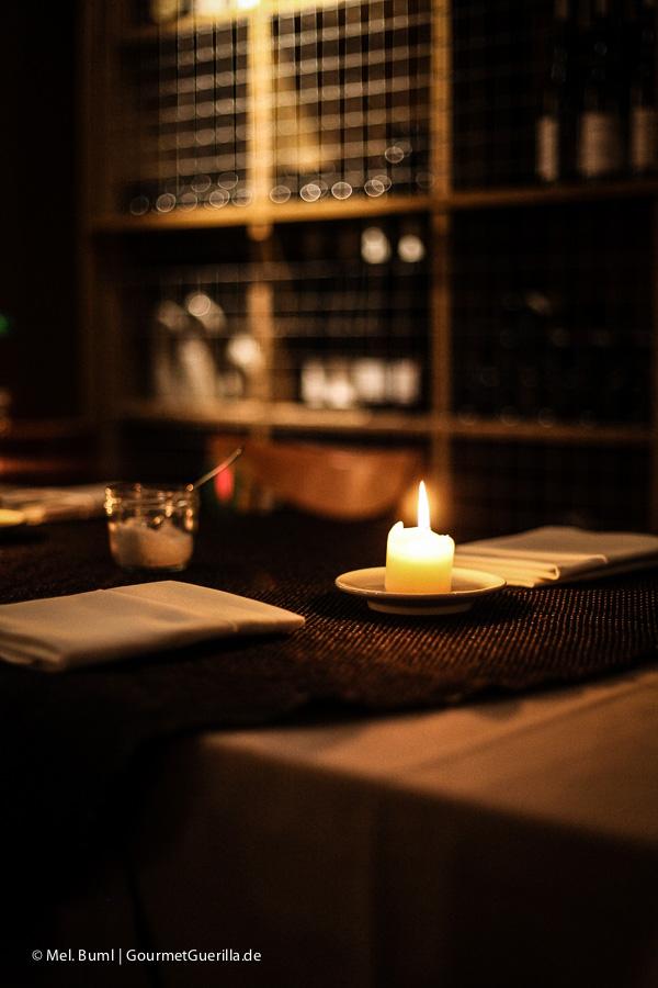 Restaurantbesuch bei Tim Mälzers Off Club –Separeé |GourmetGuerilla.de