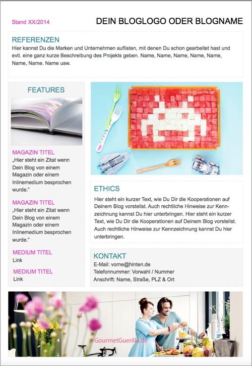 Wunderbar Minima Blogger Vorlage Fotos - Entry Level Resume Vorlagen ...