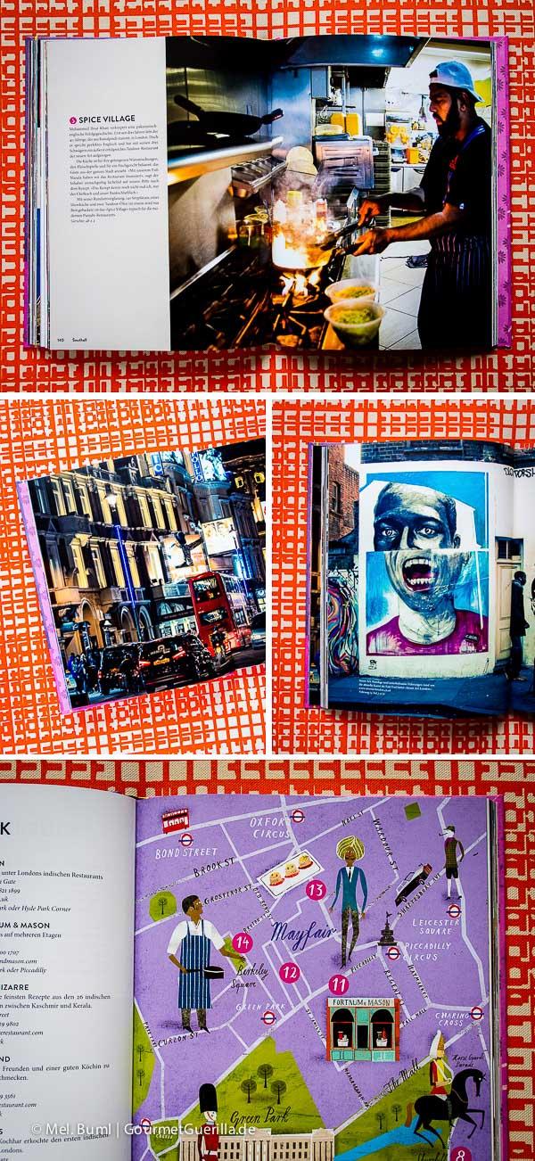 GourmetGuerilla Kulinarische Bücher zu Weihnachten Indische Küche in London |GourmetGuerilla.de