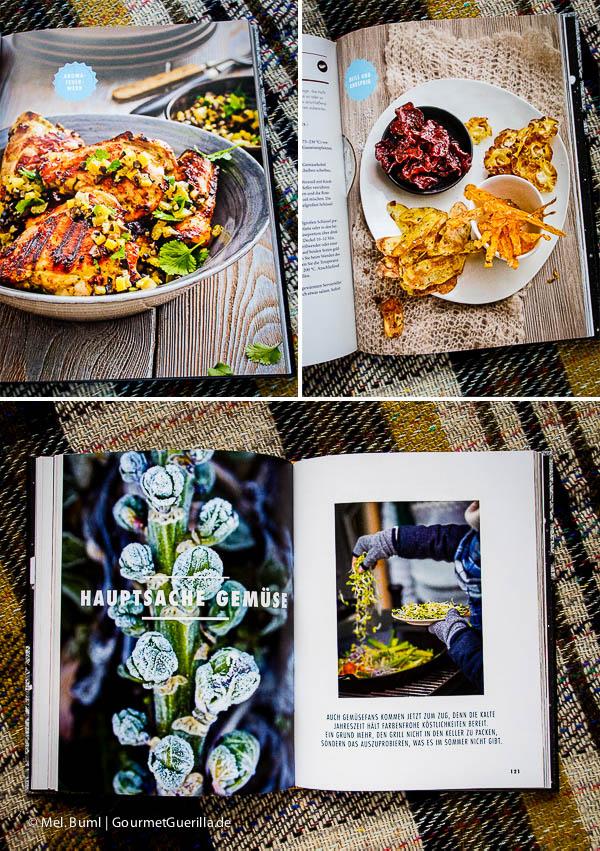 GourmetGuerilla Bücher zu Weinachten Webers´s Winter Grillen #gourmetguerilla