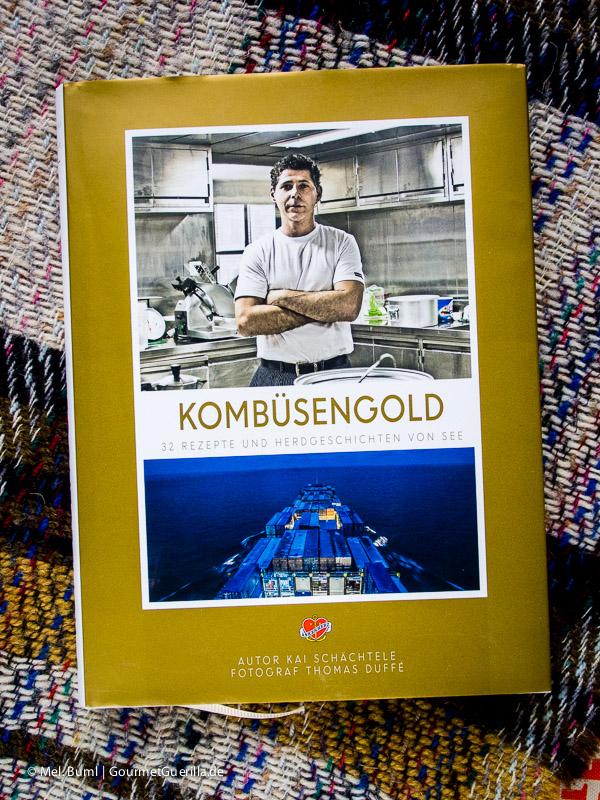 GourmetGuerilla Kulinarische Bücher zu Weihnachten Kombüsengold |GourmetGuerilla.de