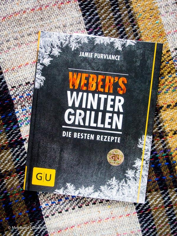 GourmetGuerilla Kulinarische Bücher zu Weihnachten Weber´s Winter Grillen |GourmetGuerilla.de