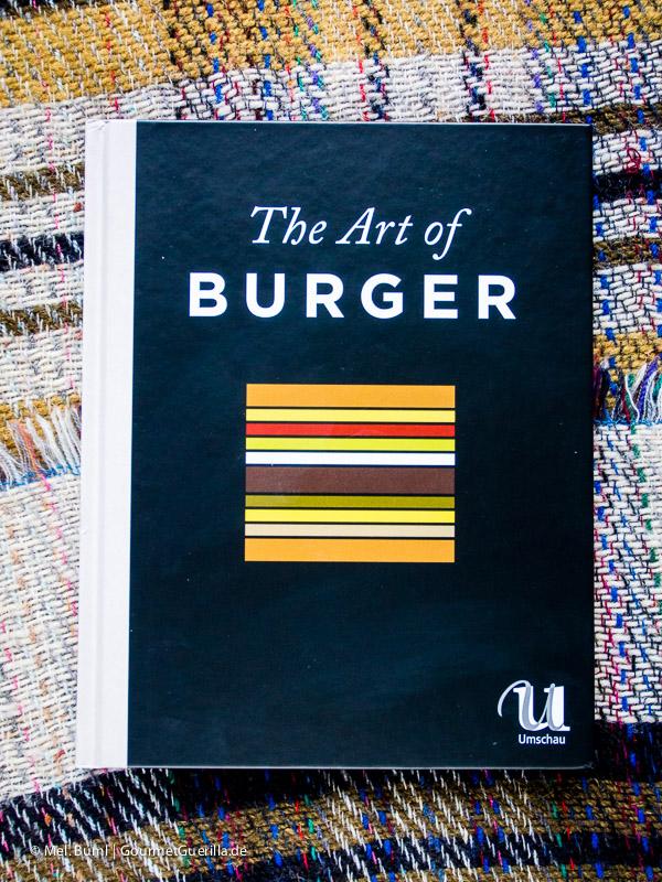 GourmetGuerilla Kulinarische Bücher zu Weihnachten The Art of Burger |GourmetGuerilla.de