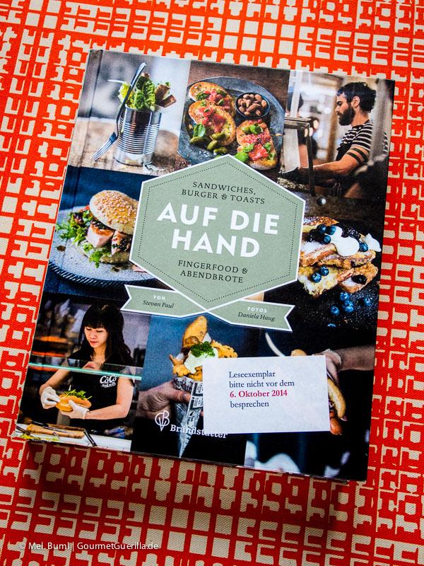 GourmetGuerilla Kulinarische Bücher zu Weihnachten Auf die Hand |GourmetGuerilla.de