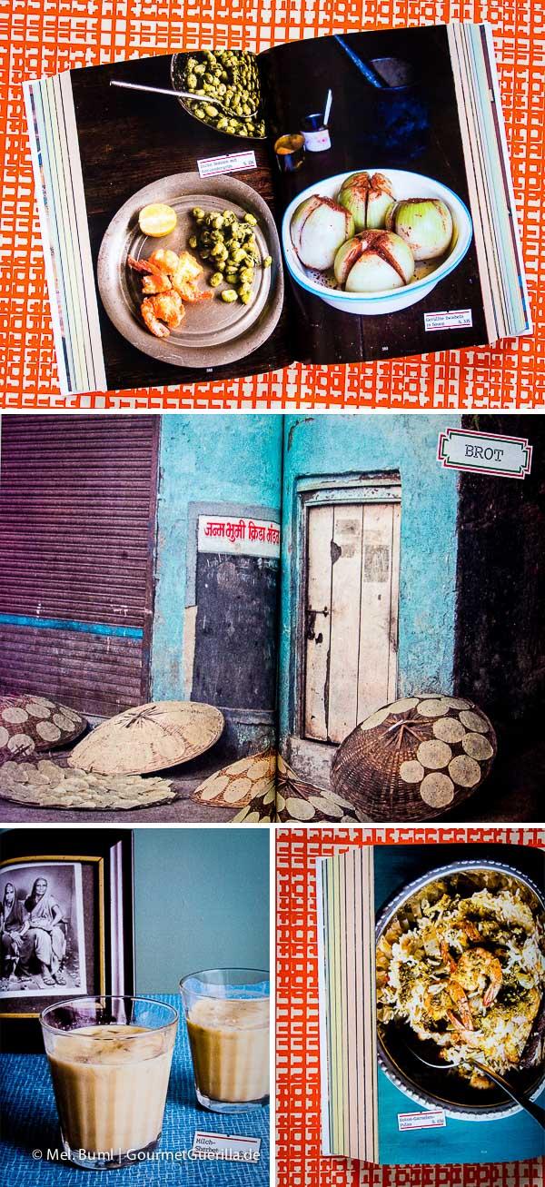 GourmetGuerilla Kulinarische Bücher zu Weihnachten Indien Das Kochbuch #gourmetguerilla