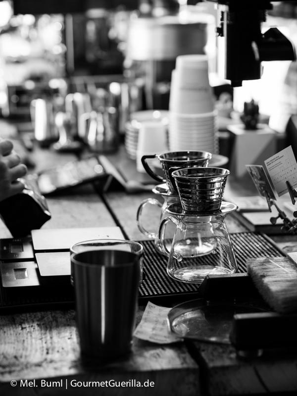 Kaffee Playground im Ottos Burger Grindelhof Hamburg |GourmetGuerilla.de
