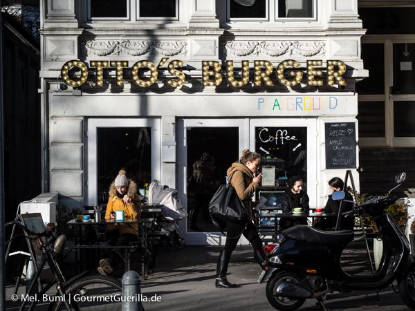 Ottos Burger Grindelhof Hamburg |GourmetGuerilla.de