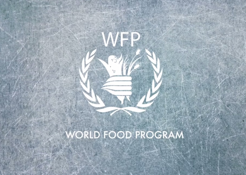 World Food Programm Essen spenden via Instagram ein fiktionales Konzept