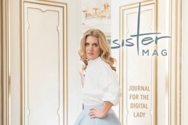 sisterMAG - das Magazin für die digitale Dame feiert Gerburtstag