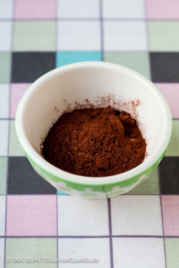 Kakao für Mexikanischen Schokoladen-Frühstücks-Smoothie |GourmetGuerilla.de