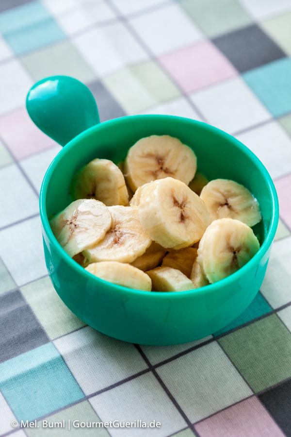 Bananen für Mexikanischer Schokoladen-Frühstücks-Smoothie |GourmetGuerilla.de