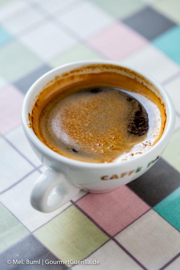Espresso für Mexikanischen Schokoladen-Frühstücks-Smoothie |GourmetGuerilla.de