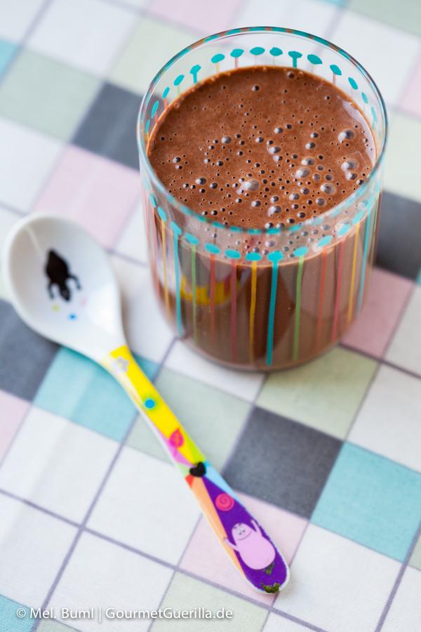 Mexikanischer Schokoladen-Frühstücks-Smoothie |GourmetGuerilla.de