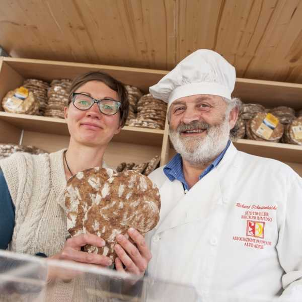 Genussfestival Südtirol Brot Alex  GourmetGuerilla.de