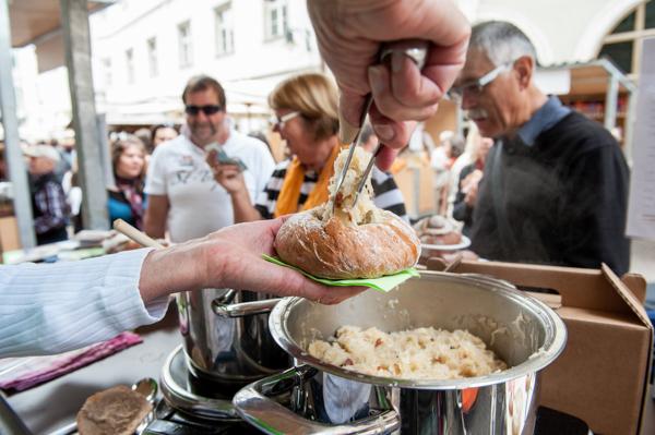 Genussfestival Südtirol Alto Adige |GourmetGuerilla.de