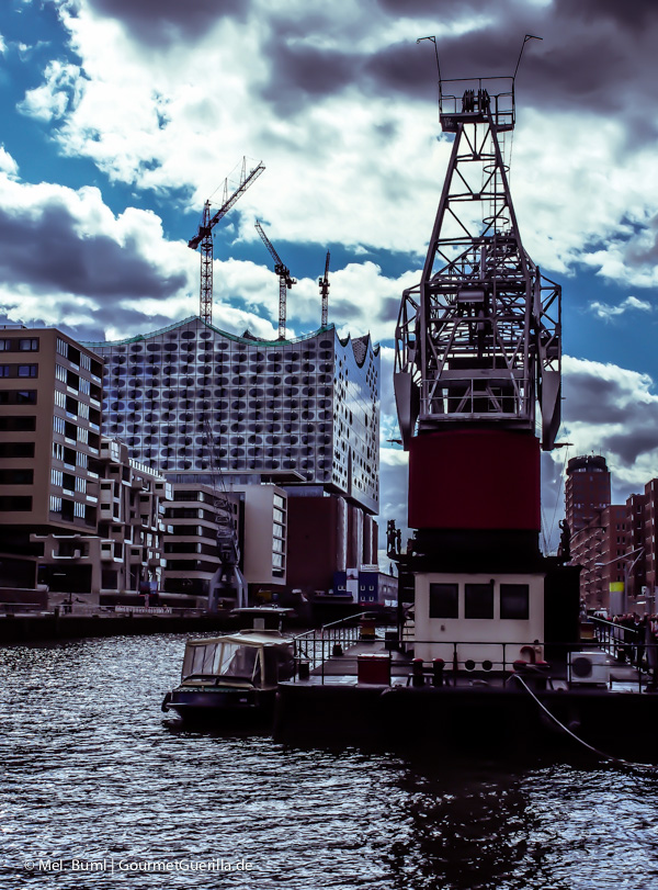 VisualFriday Hamburg Hafencity Elbphilharmonie |GourmetGuerilla.de