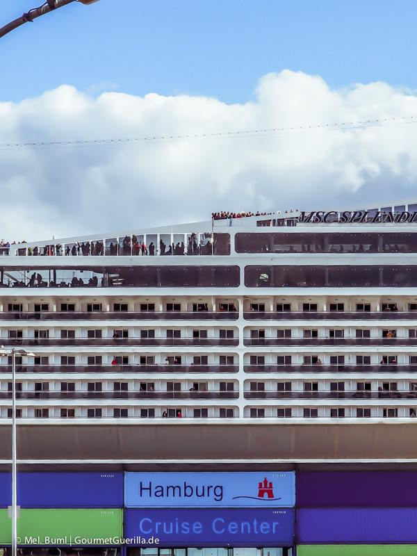 VisualFriday Hamburg Hafencity Cruise Center |GourmetGuerilla.de