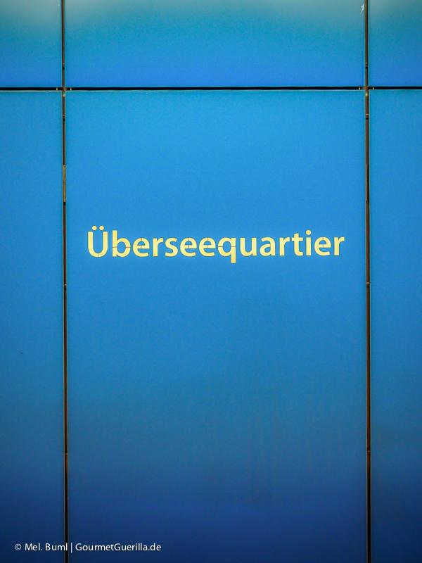 VisualFriday Hamburg Hafencity Überseequartier |GourmetGuerilla.de