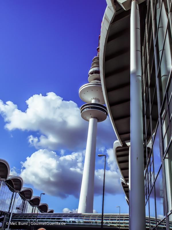 VisualFriday Hamburg Heinrich-Herz-Turm |GourmetGuerilla.de