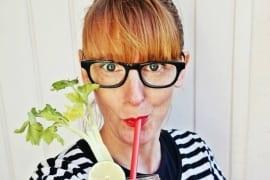 Luzia Pimpinella Portrait |Interview GourmetGuerilla.de