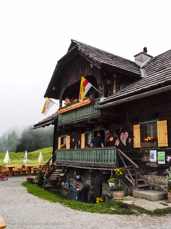 Millstätter See Lammersdorfer Hütte |GourmetGuerilla.de