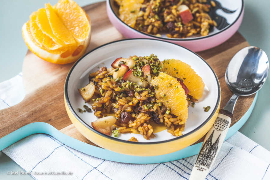 5-Minuten Frühstücks-Paella |GourmetGuerilla.de
