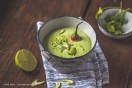 Spicy Tofunaise mit Koriander und Limette |GourmetGuerilla.de
