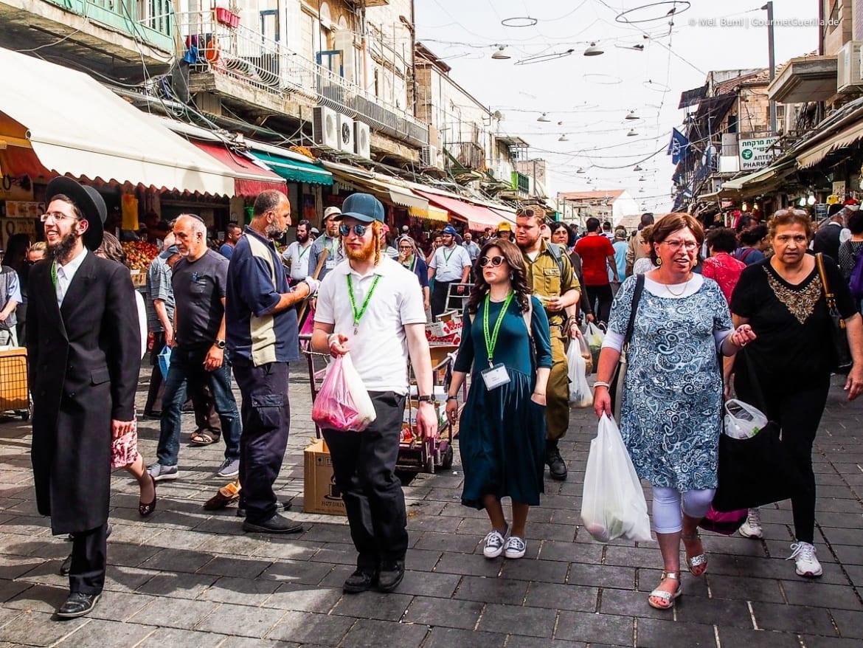 Markt in Jerusalem –Israel Tipps für Reisen ins Heilige Land |GourmetGuerilla.de
