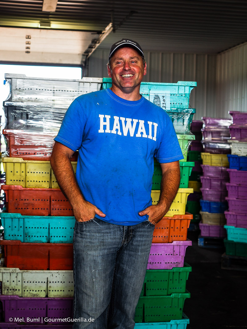Kanada Nova Scotia Händler für Wilde Blaubeeren |GourmetGuerilla.de