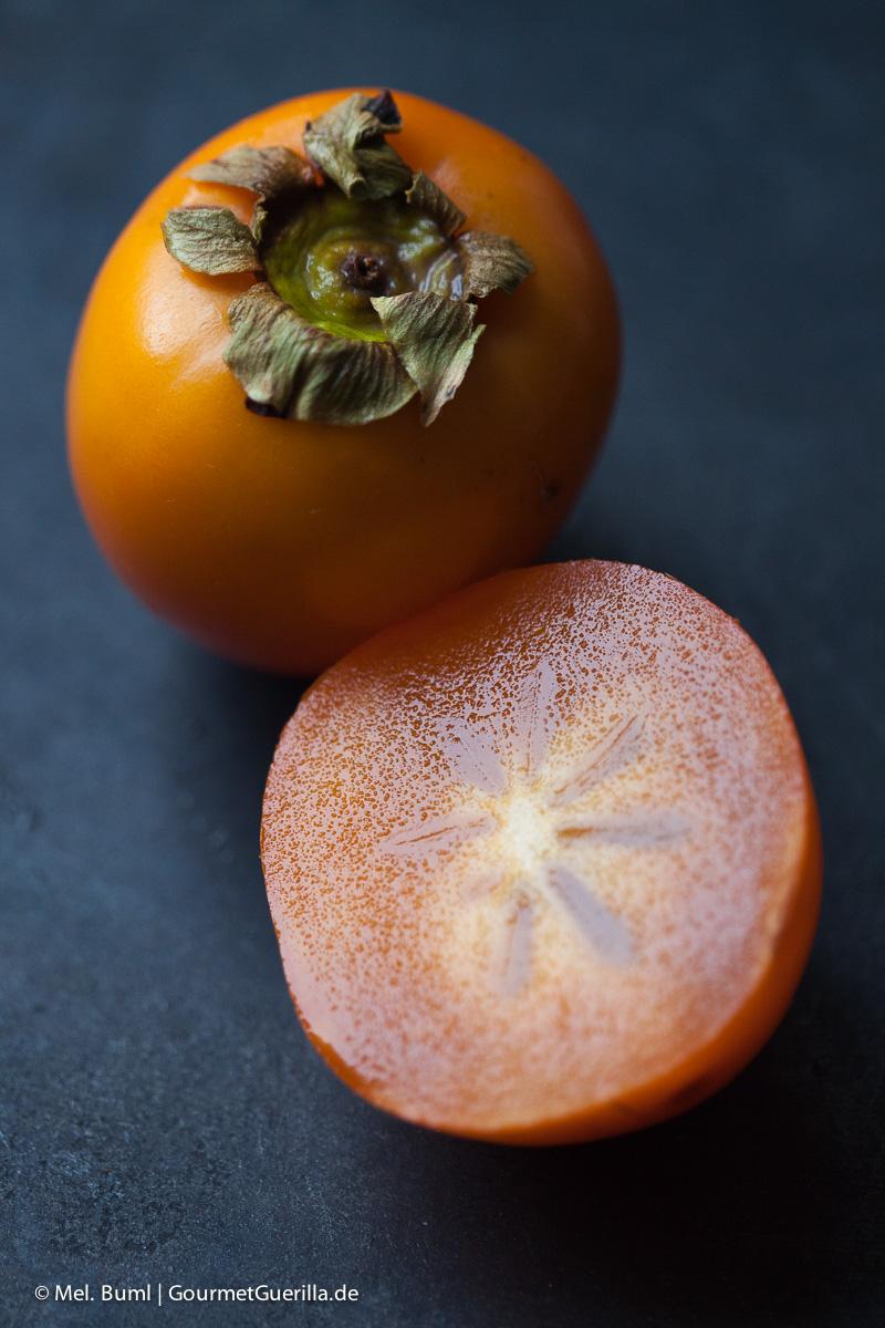 Persimon Kaki|GourmetGuerilla.de