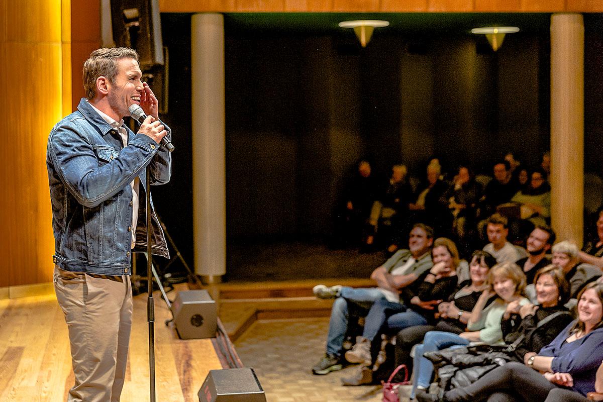 Patric Heizmann Essen erlaubt Comedy-Show |GourmetGuerilla.de-13