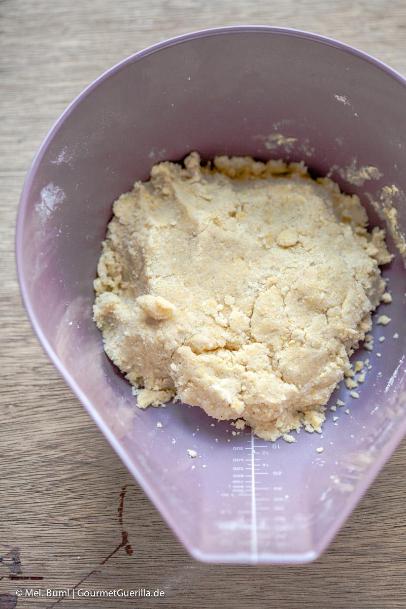 Teig für Keksrezept fuer Kulleraugen |GourmetGuerilla.de