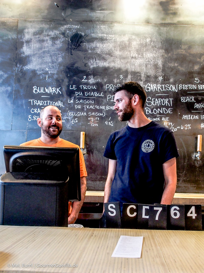 Barmates Stillwell Craft Beer Bar in Halifax Kanada | GourmetGuerilla.de