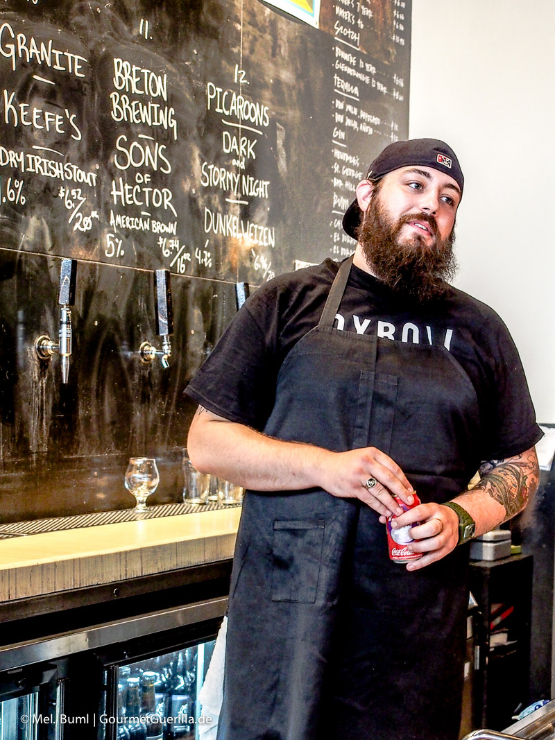 Barmate Stillwell Craft Beer Bar in Halifax Kanada | GourmetGuerilla.de