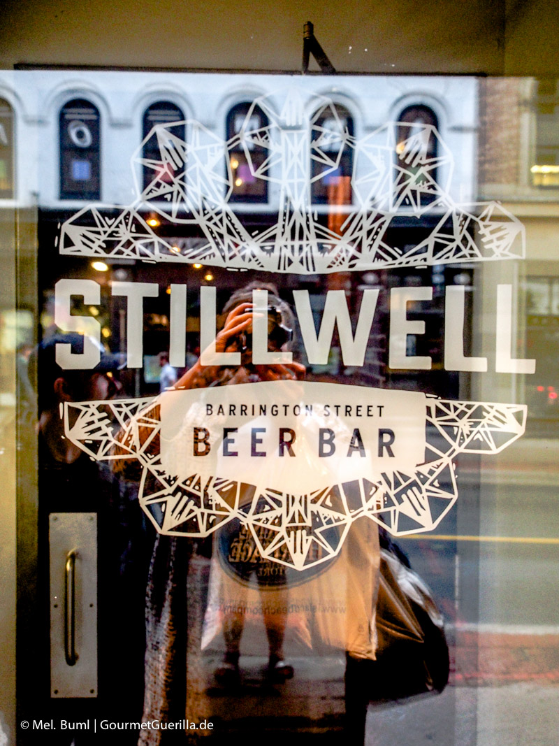 Logo Stillwell Craft Beer Bar in Halifax Kanada | GourmetGuerilla.de