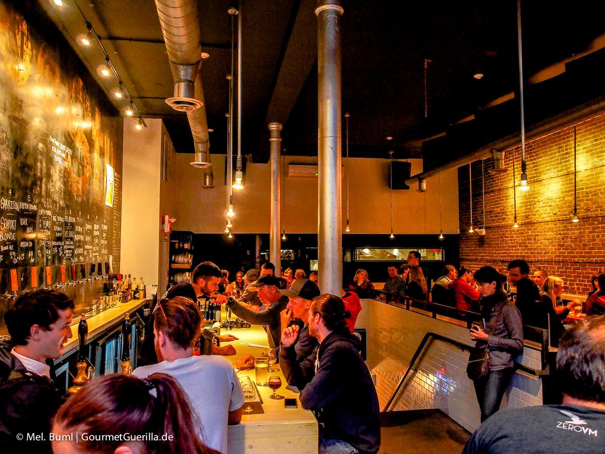 Ein Abend in Stillwell Craft Beer Bar in Halifax Kanada |GourmetGuerilla.de