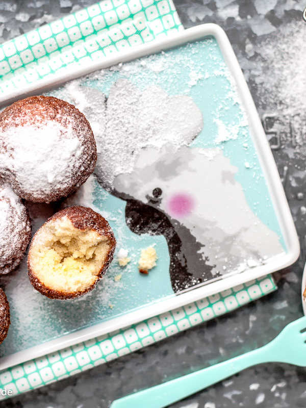 {LCHF Rezept}Low Carb Quark-Bällchen |GourmetGuerilla.de