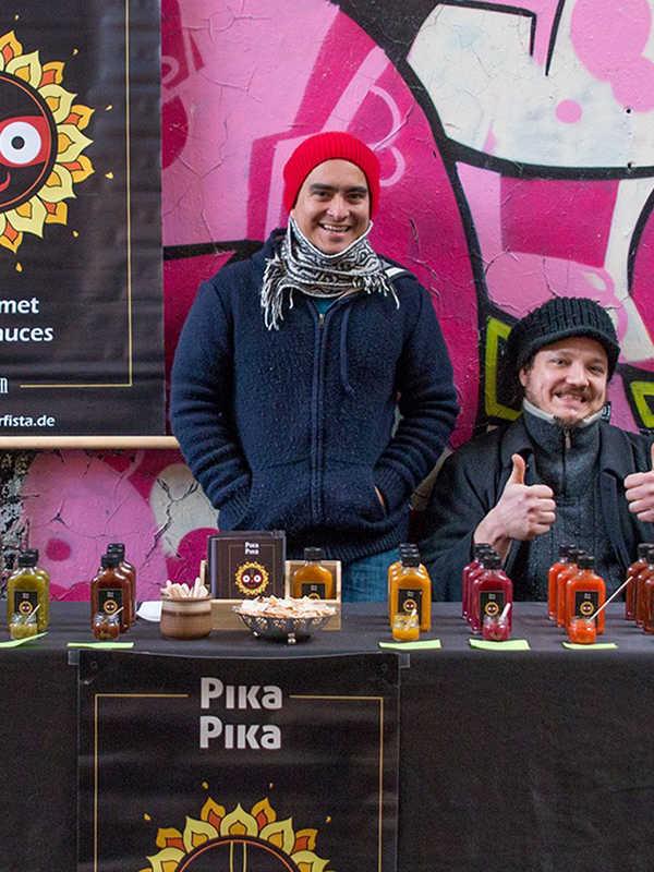 Scharfista Pika Pika Gründer Diego und Fabian |scharfista.de