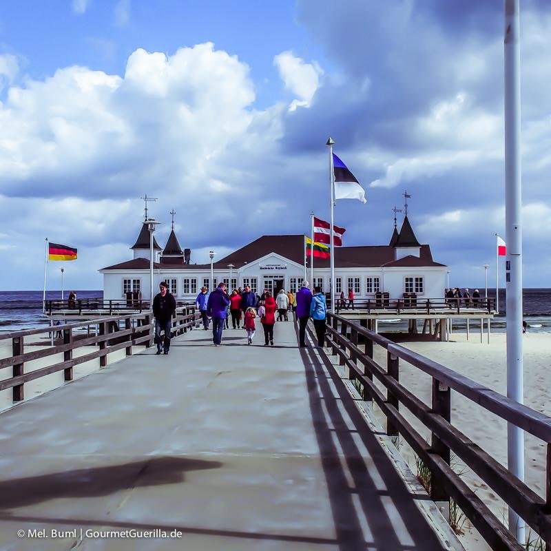 Ahlbeck Koenigsbaeder Ostsee |GourmetGuerilla.de