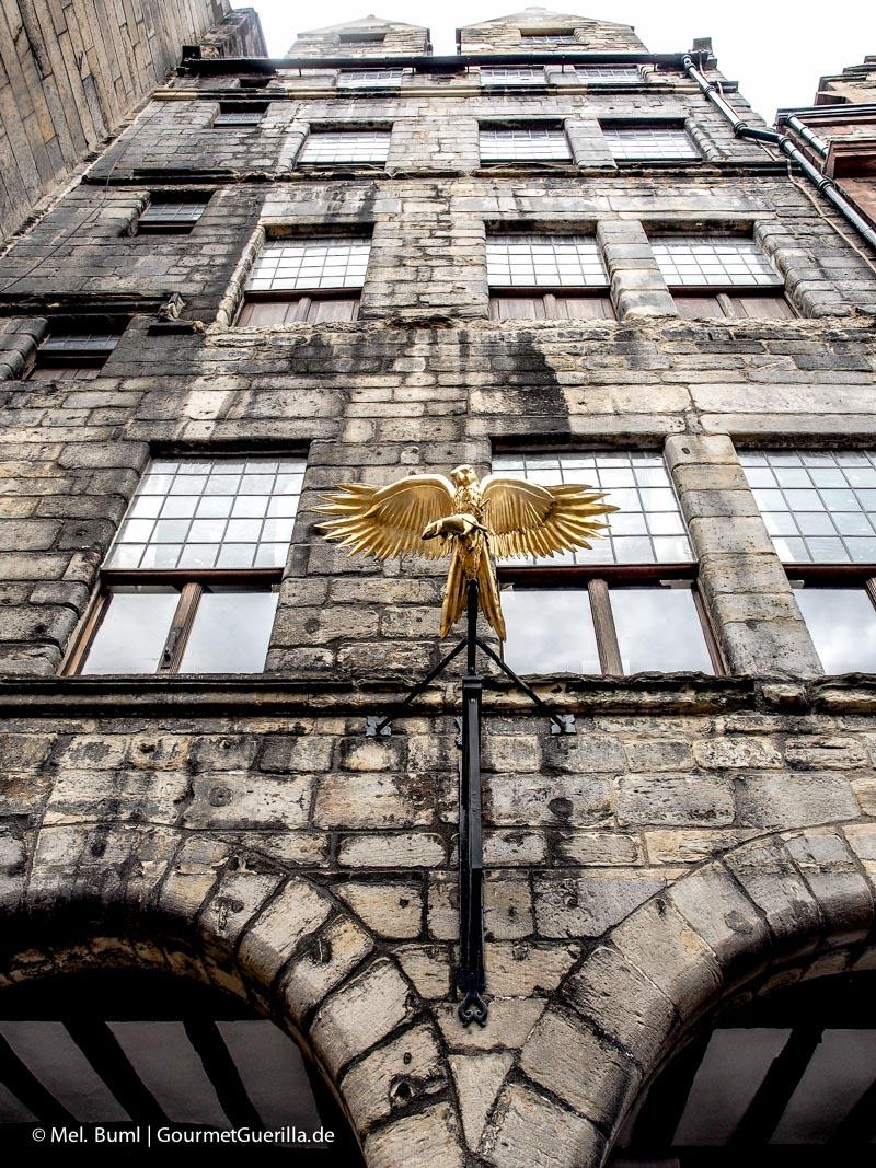 Kurz-Tripp Edinburgh High Street|GourmetGuerilla.de