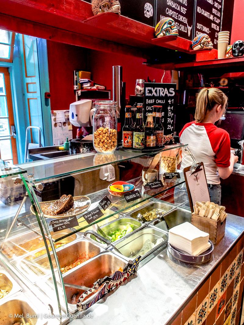 Kurz-Tripp Edinburgh Toro Loco|GourmetGuerilla.de