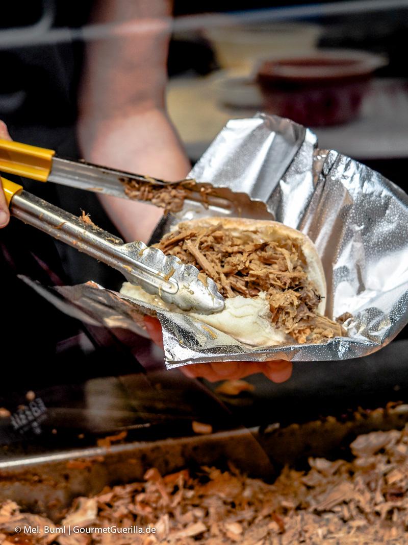 Kurz-Tripp Edinburgh Oink Hog Roast|GourmetGuerilla.de