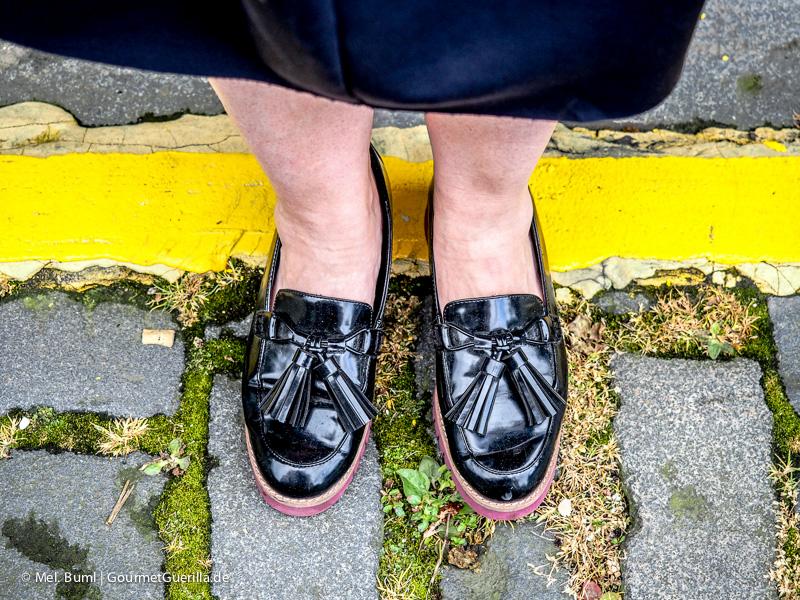 Kurz-Tripp Edinburgh passende Schuhe|GourmetGuerilla.de